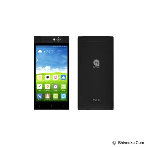 HIMAX Pure III - Rose Black - Smart Phone Android