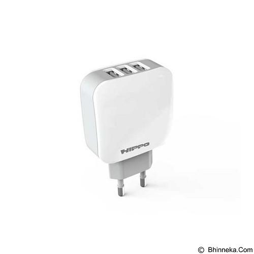 HIPPO Aero Value Pack - White - Charger Handphone