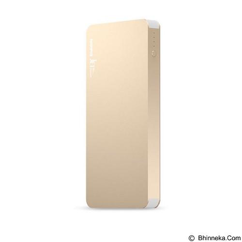 HIPPO Power Bank Jet 5000mAh - Gold (Merchant) - Portable Charger / Power Bank