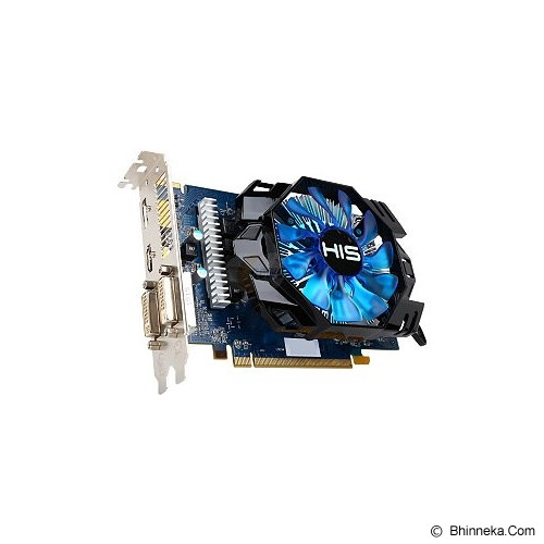 HIS AMD Radeon R7 360 iCooler OC 2GB [H360F2GD] - Vga Card Amd Radeon