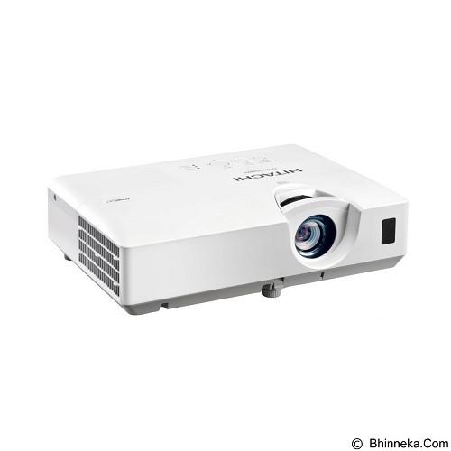 HITACHI Projector [CP-WX3041WN] (Merchant) - Proyektor Seminar / Ruang Kelas Sedang