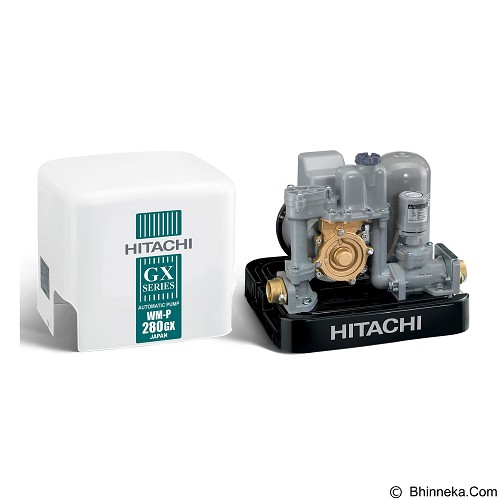 HITACHI Pompa Air Sumur Dangkal [WM-P130 GX] - Mesin Pompa Air