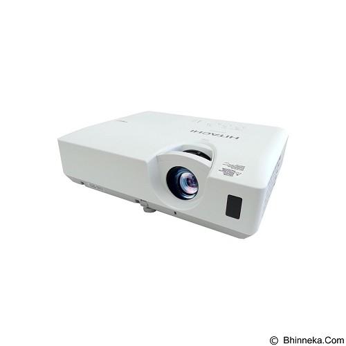 HITACHI Projector [Ed-27x] - White (Merchant) - Proyektor Seminar / Ruang Kelas Sedang