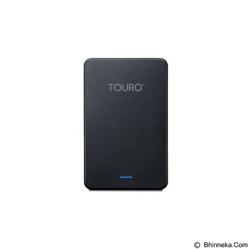 HITACHI Touro 500GB (Merchant) - Hard Disk External 2.5 Inch