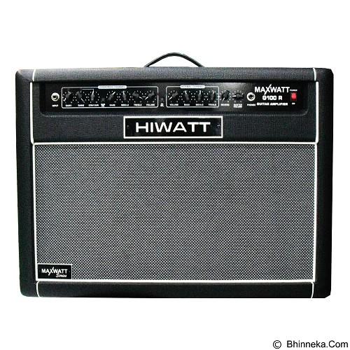 HIWATT Maxwatt [G100R] - Guitar Amplifier