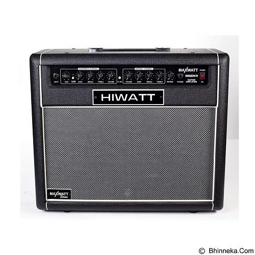HIWATT Maxwatt [G50-CMR] - Guitar Amplifier