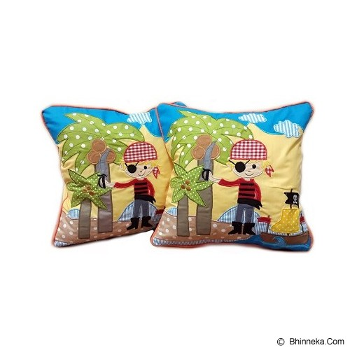 HOBIHOUSE Cushion Pirate - Bantal Dekorasi