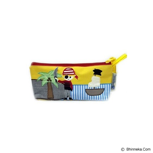 HOBIHOUSE Pencil Case Pirate - Tempat Pensil