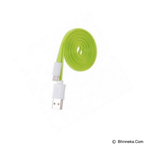 HOCO Lightning Cable for iPhone 6/6 Plus/5/5s [UPL07] - Green (Merchant) - Cable / Connector Usb