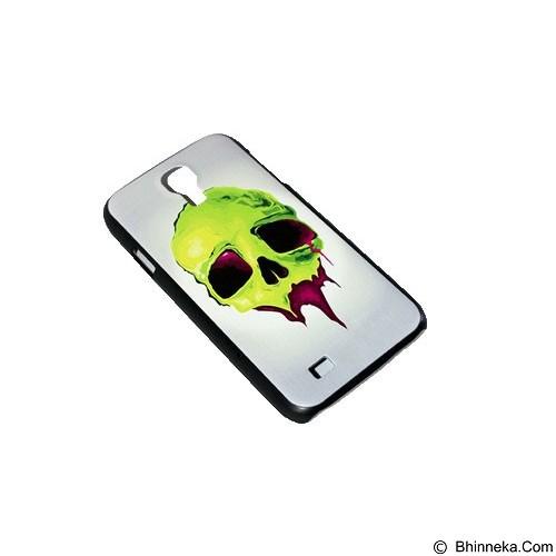 HOLAROCKA Color Skull 01 PVC Samsung S4 Case - Casing Handphone / Case