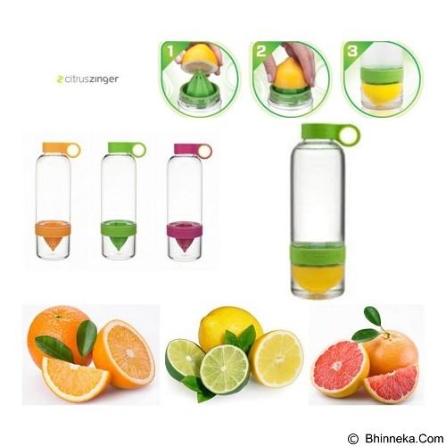 HOME KLIK Citrus Juicer Bottle - Orange - Juicer