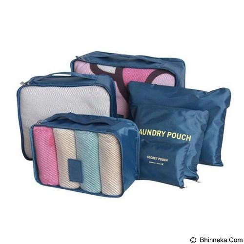 HOME KLIK Gen Bag In Bag 6in1 - Dark Blue - Travel Bag