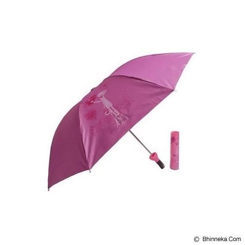 HOME KLIK Payung Model Botol - Pink - Payung