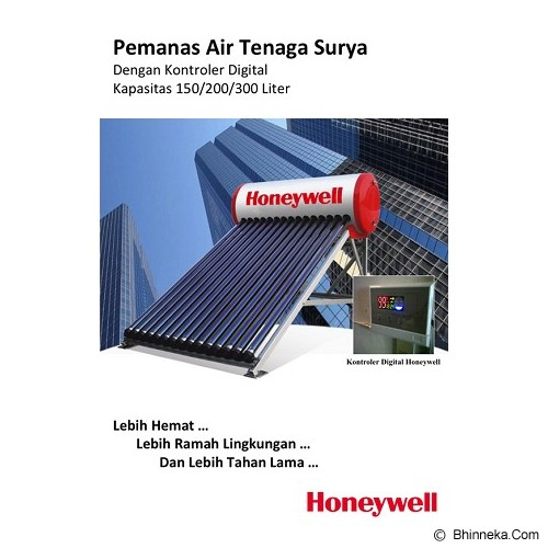 HONEYWELL Water Heater Tenaga Surya [CA58-1830] - Water Heater Tenaga Surya