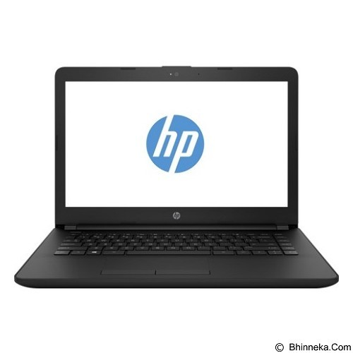 HP Notebook 14-bw015AU Non Windows [1XE24PA] - Black - Notebook / Laptop Consumer Amd Dual Core