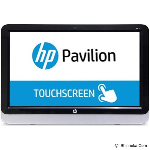HP Pavilion 22-2002x Touchscreen All-in-One Non Windows - Desktop All in One Intel Core I5