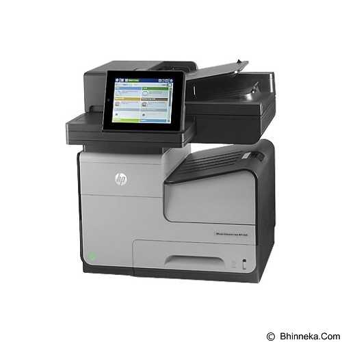HP OfficeJet Enterprise Color MFP X585f [B5L05A] (Merchant) - Mesin Fotocopy Warna