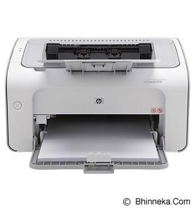 HP LaserJet Pro P1102 [CE651A] (Merchant) - Printer Bisnis Laser Mono