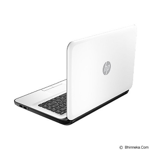 HP Notebook 14-ac152TU - White/Silver (Merchant) - Notebook / Laptop Consumer Intel Celeron