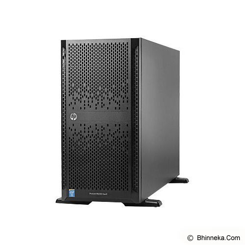 HP ProLiant  ML350G9-263 (600GB SAS, DVD-RW) - Enterprise Server Tower 2 Cpu