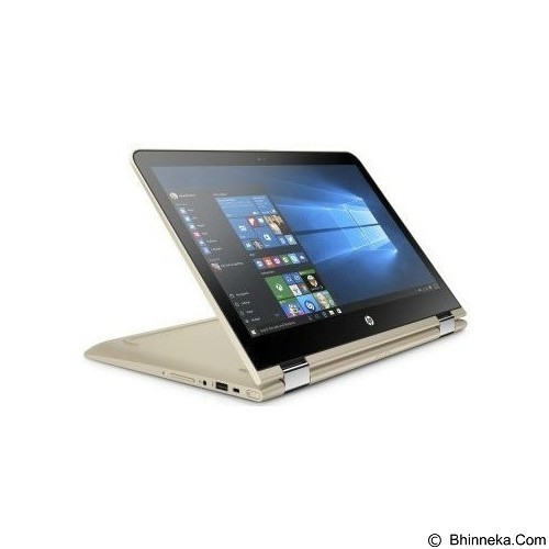 HP Pavilion x360 13-u033TU - Gold (Merchant) - Notebook / Laptop Hybrid Intel Core I5