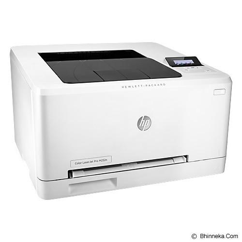 HP LaserJet Pro 200 Color M252n [B4A21A] (Merchant) - Printer Bisnis Laser Color