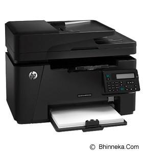 HP LaserJet Pro MFP M127fn [CZ181A] (Merchant) - Printer Home Laser