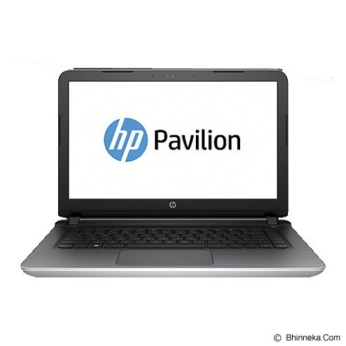 HP Pavilion 14-ab135TX [P3V65PA] - White (Merchant) - Notebook / Laptop Consumer Intel Core I7