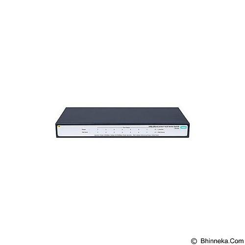 harga HP 1420-8G 8-Ports Gigabit Ethernet PoE+ Unmanaged Switch [JH330A] Bhinneka.Com
