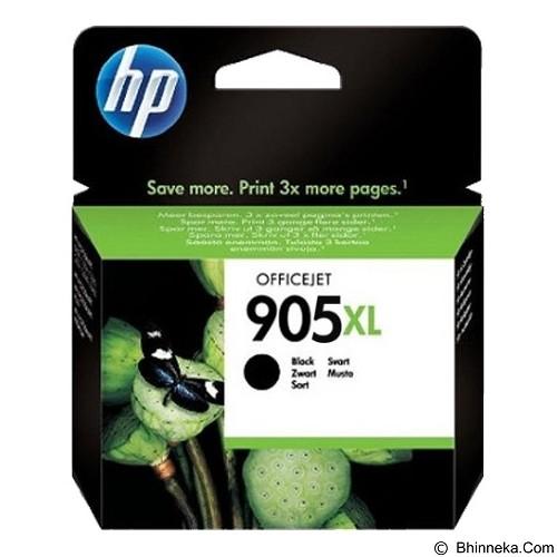 HP Black Ink Cartridge 905 XL [T6M17AA] - Tinta Printer Hp