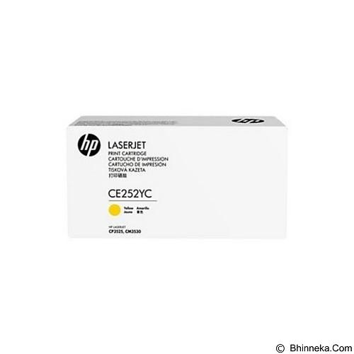 HP Business 504Y Yellow Laser Toner Cartridge [CE252YC] - Toner Printer Hp