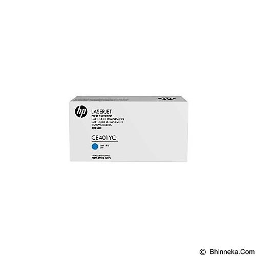 HP Business 507Y Cyan Toner [CE401YC] - Toner Printer Hp