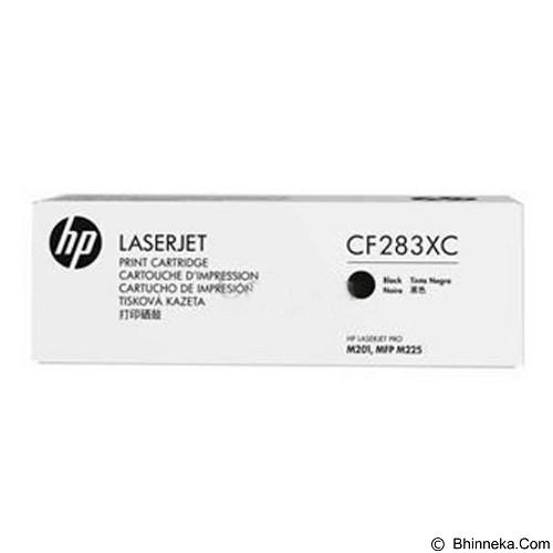 HP Business 83x Black Toner [CF283XC] - Toner Printer Hp