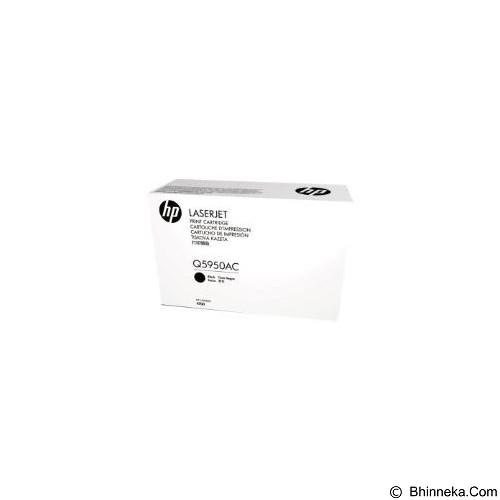 HP Business Black Contract LJ Toner Cartridge[Q5950AC] - Toner Printer Hp