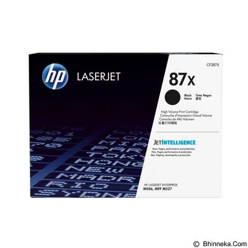 HP Business Black Contract LaserJet Toner Cartridge [CF287XC] - Toner Printer Hp
