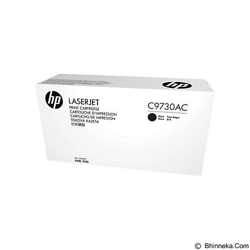 HP Business Black Contract Original LaserJet Toner Cartridge [C9730AC] - Toner Printer Hp