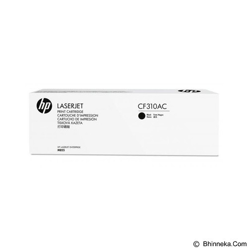 HP Business Black Contract Original LaserJet Toner Cartridge [CF310AC] - Toner Printer Hp