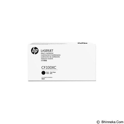 HP Business Black Contract Original LaserJet Toner Cartridge [CF330XC] - Toner Printer Hp