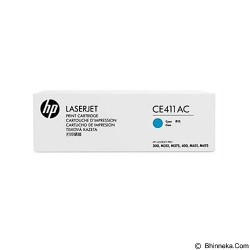 HP Business Cyan Toner 305A [CE411AC] - Toner Printer Hp