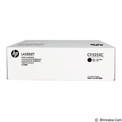 HP Business High Yield Black Contract Original LaserJet Toner Cartridge [CF325XC] - Toner Printer HP