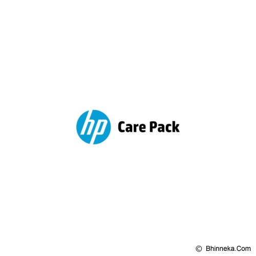 HP CarePack Extended Warranty 1 to 3 Years for HP OfficeJet Printers [UG245E] - Desktop Extended Warranty