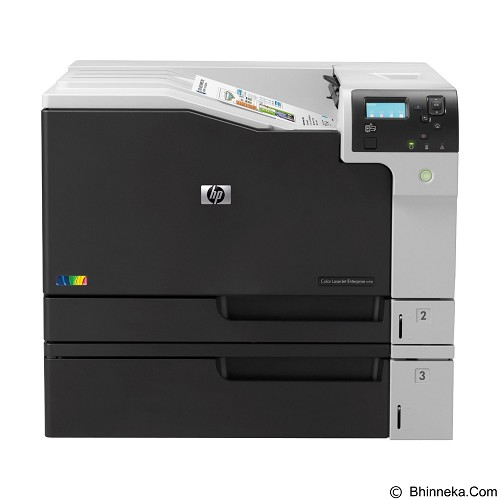 HP Color LaserJet Enterprise M750dn [D3L09A] - Printer Bisnis Laser Color