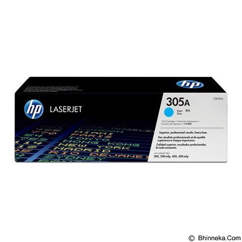 HP Cyan Toner 305A [CE411A] - Toner Printer Hp