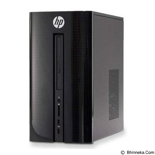 HP Desktop 510-P011D [W2S17AA] - Desktop Tower / Mt / Sff Intel Core I3