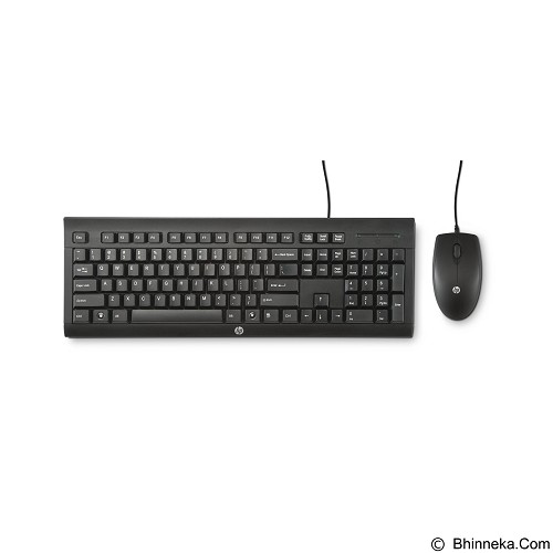 HP Desktop C2500 (Merchant) - Keyboard Mouse Combo