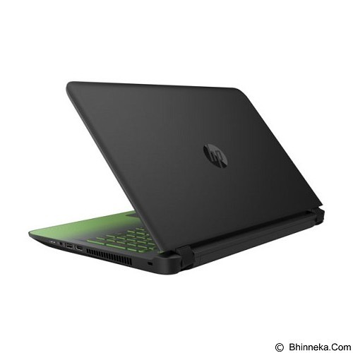 HP Gaming 15-ak035TX [T5Q63PA] - Black (Merchant) - Notebook / Laptop Gaming Intel Core I7
