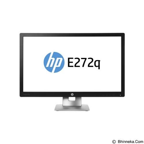 HP LED Monitor E272q  27 Inch [M1P04AA] - Monitor Led Above 20 Inch