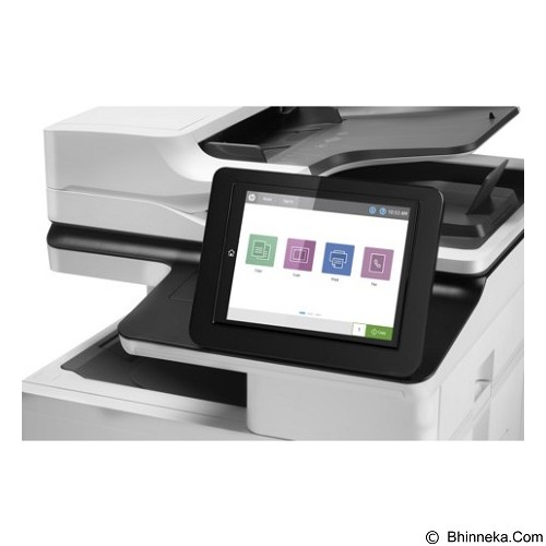 HP LaserJet Enterprise MFP M632fht [J8J71A] - Printer Bisnis Multifunction Laser