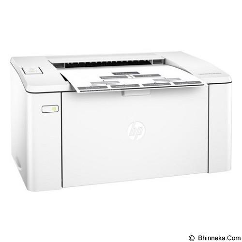 harga HP LaserJet Pro M102a [G3Q34A] Bhinneka.Com