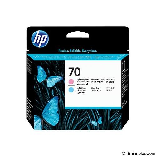 HP Magenta Cyan Ink Cartridge 70 [C9405A] - Tinta Cartridge Wide Format Hp